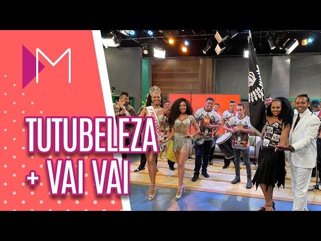 Tutubeleza + Vai Vai - Mulheres (28/02/2019)