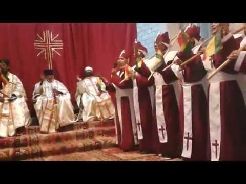 Orthodox Mezmur by Sunday School Students (Beirut, Lebanon)