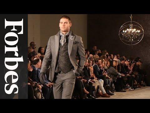 Inside NY Fashion Week: Joseph Abboud's Runway | Forbes