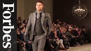 Inside NY Fashion Week: Joseph Abbouds Runway