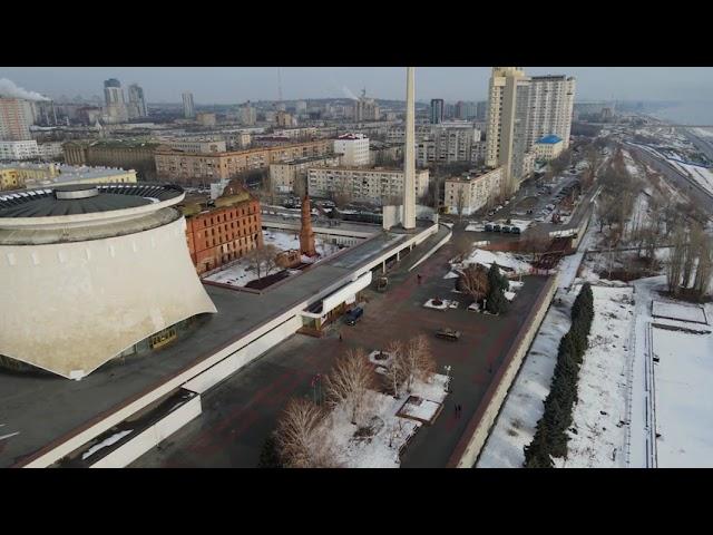 Руины Сталинградской битвы