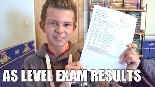 My AS Level Exam Results & Plans for A2 | August 2014
