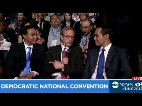 Julian Castro at DNC With Twin Brother Joaquin: Discuss Being Twins at DNC, Obama's Leadership