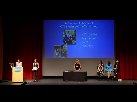 2019 Career & Technical Education Student of the Year Awards