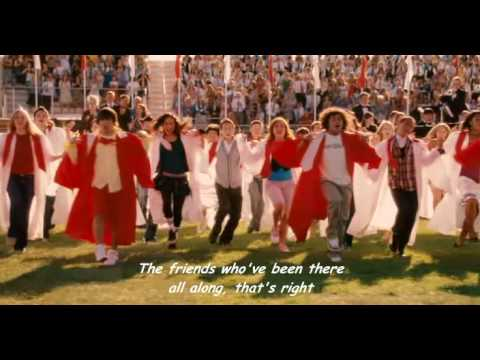 High School Musical 3: Senior Year - High School Musical - Karaoke ITALIANO