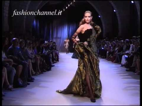 """Georges Chakra"" Autumn Winter 2009 2010 Paris 2 of 4 Haute Couture by FashionChannel"