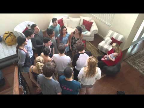 Dartmouth Dodecaphonics Serenade Baby Christopher !