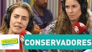 Maitê Proença fala sobre o mundo conservador que estamos vivendo | Pânico