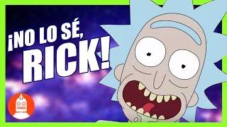 Top Referencias De Cultura POP en Rick y Morty (Atómico #60) en Átomo Network