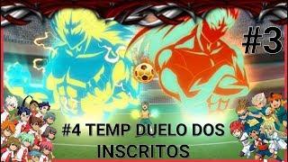 ☠ Inazuma GO Strikers 2013 ☠ 4º TEMPORADA - 3 JOGO