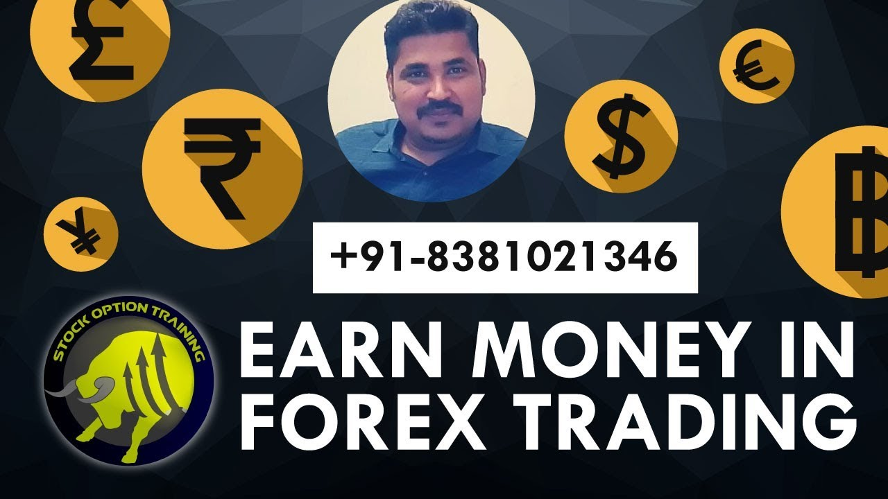 How to earn money through forex trading