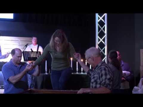 Haley Broughton Baptism 11/22/15