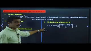 I PUC|BASIC MATHS| SIMPLE INTEREST AND COMPOUND INTEREST - 04
