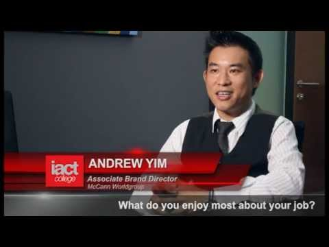 Andrew Yim - Associate Brand Manager - McCann Worldgroup