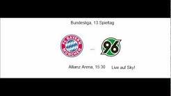 FC Bayern - Hannover 96: Voraussichtliche Aufstellung | FubaTV# Folge2