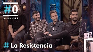 LA RESISTENCIA - Entrevista a Toundra   #LaResistencia 05.11.2018