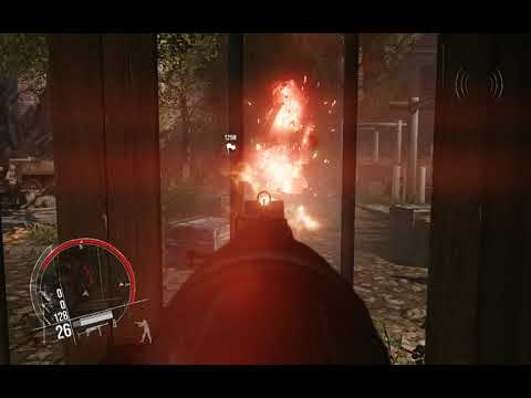 Enemy Front  - First few Mins of Gameplay |