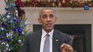 FaceBook Live with President Obama