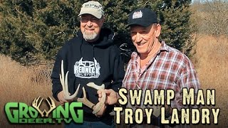 Talking Whitetails With Troy Landry, Plus: Skinning A Coyote (#273) @GrowingDeer.tv