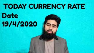 TODAY CURRENCY RATE   Exchange Rate Today