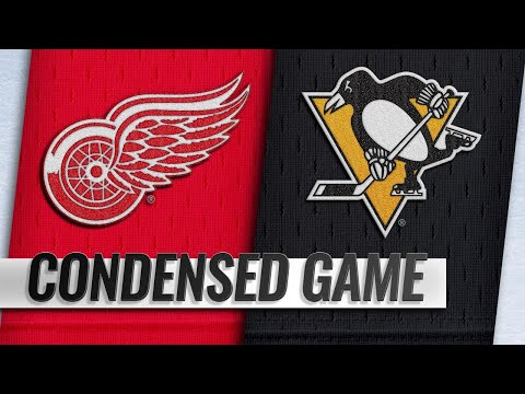 12/27/18 Condensed Game: Red Wings @ Penguins