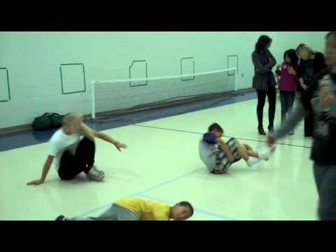 Shockers Visit Greiffenstein Alternative Elementary School 9-15-11.m4v