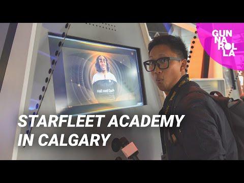I Went To The Starfleet Academy Experience in Calgary