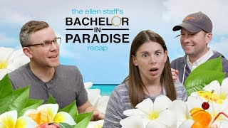 Ellen's Staff Dishes on New Bachelor Colton and 'Bachelor in Paradise' Couple Predictions