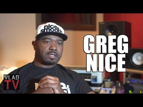 Greg Nice on Forming Nice & Smooth w/ Smooth B, B Working w/ Bobby Brown