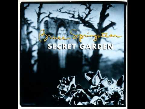 Bruce Springsteen Secret Garden With Strings Youtube