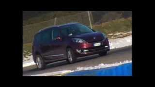 RENAULT SCENIC 2012 - TEST DRIVE