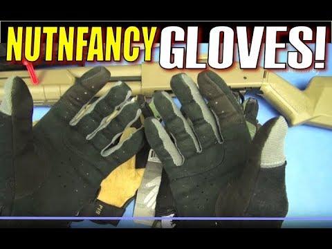 Tactical Gloves Update- Nutnfancy