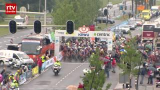 De reportage van RTV Drenthe over het NK Wielrennen elite