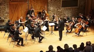 Sérénade pour cordes de Tchaïkovski - 1er mouvement
