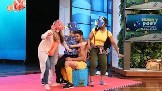 Hunky Dory Blindfolded Musical Chairs thumbnail