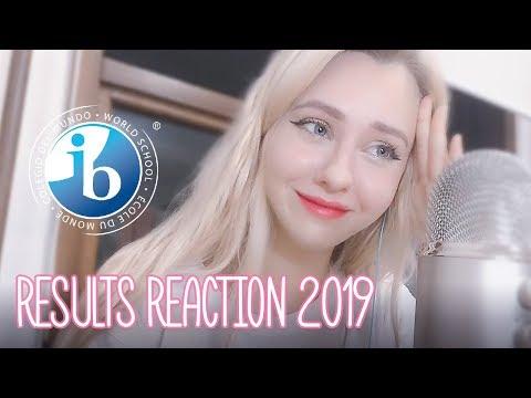 реакция на результаты моих экзаменов / Ib Results Reaction 2019 / что такое Ib?