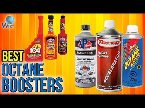 6 Best Octane Boosters 2017