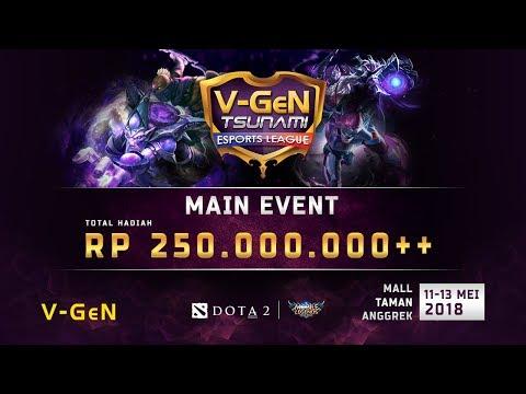 V-GeN  Tsunami eSports League - Main Event Day 3