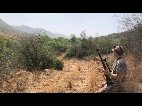 South Africa Hunting Safari Pt 1