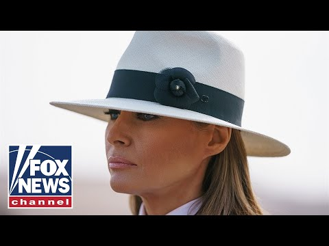 Melania Trump: Focus on what I do, not what I wear