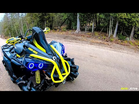 Solo Circuit (2018 Can Am Renegade XMR 1000R)