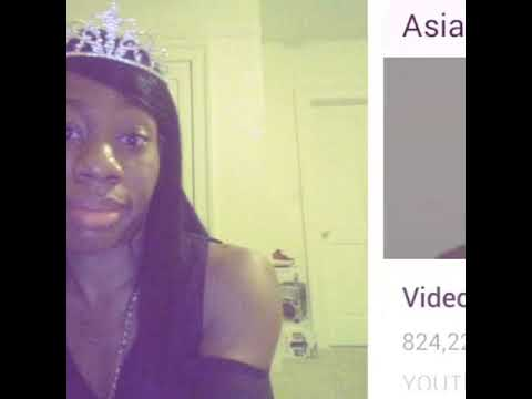 Just me being me something to show y'all slideshow video my name is Asia