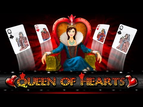 Queen of Hearts - Online Video Poker - CasinoWebScripts