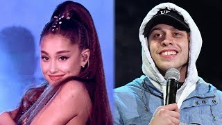 Ariana Grande & Pete Davidson Joke About HAVING KIDS on Instagram
