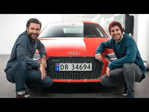 Our Audi R8 Is £250,000 - What!?