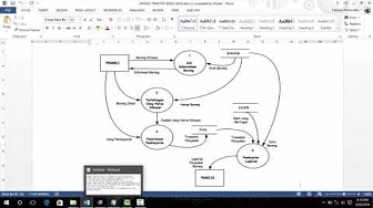 Dfd dan kamus data aka videos tutorial pembuatan diagram konteks dan dfd sistem penjualan barang ccuart Choice Image