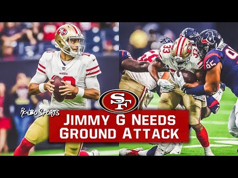 Live: Jimmy Garoppolo Dominant vs Texans   49ers Run Game Continues To Struggle