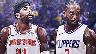Where Will the 2019 NBA Free Agents Will End Up?