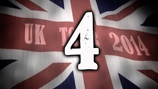UK 2014 Tour Diary - Ep 4 - Twenty Two Hundred