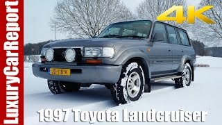 1997 Toyota Landcruiser 80 series VX Amazon turbo diesel - Review, Walkaround and Test Drive!